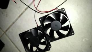 DIY LIQUID STIRRER (with PC Fan)