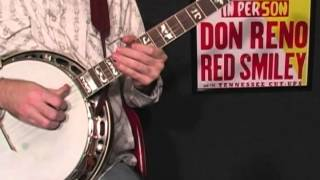 """The World Is Waiting For The Sunrise"" Explained - Advanced Don  Reno Style Banjo with Jason Skinner"