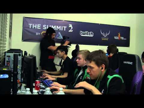 The Summit 2 - All Star Match - Arteezy vs iceiceice Dota 2