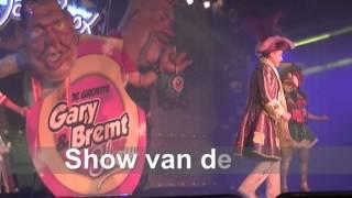 Show van De Joe Prinscarnaval 2015