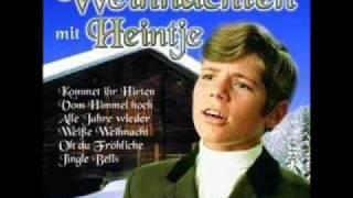 Heintje - Leise rieselt der Schnee