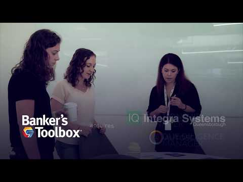 Banker's Toolbox - Conference Video