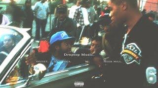 """Offset - """"Droptop Music"""" ft. Tyga, YG, Meek Mill (Remix) 2019"""