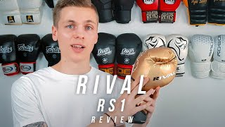 Rival RS1 Pro Sparring Boxing Gloves Review