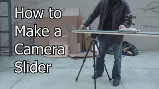 Repeat youtube video How to Build a Camera Slider for $30--DIY