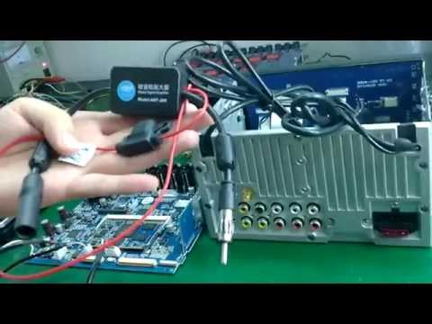 Joying DIY internal construction android head unit car