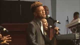 Shelby 5 Opening for Donnie McCLurkin at Making of Champions 2015