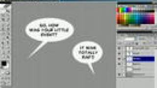 Tutorial: Making Word Balloons with Adobe Photoshop