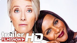 LATE NIGHT Trailer #2 NEW (Comedy 2019) - Emma Thompson, Mindy Kaling Movie