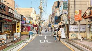 [4K] Seoul Exploring from Seol…