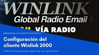 Winlink global email