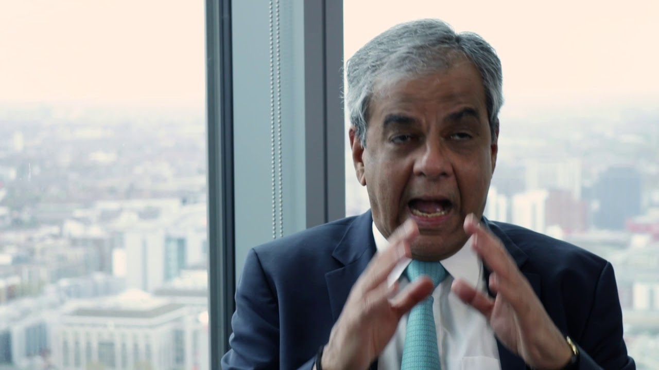 Customer Centric Banking // Ashok Vaswani of Barclays UK