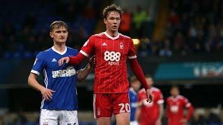 Highlights: Ipswich 4-2 Forest (02.12.17)