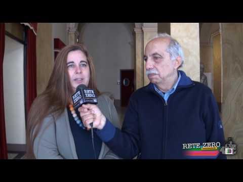 MONICA DE SIMONE DIRETTRICE DEL MUSEO PRESENTA