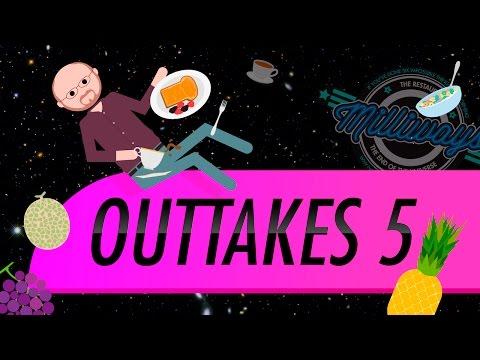 Outtakes #5: Crash Course Astronomy