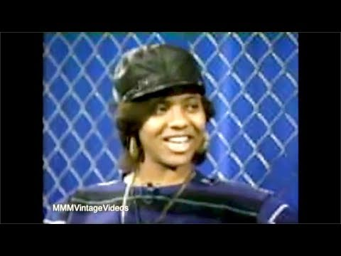 MC Lyte 1st Interview at Age 19 Rare