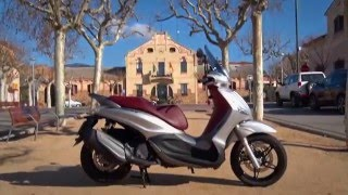 Motosx1000 : Test Piaggio Beverly 350 Sport Touring