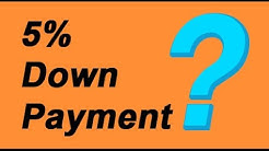 5 Percent Down Payment Calgary - Do You Still Need a 20 Percent Down Payment to Buy a House?