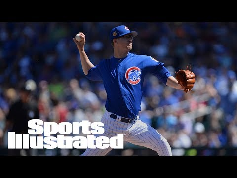 Man Sues MLB, Cubs After Going Partially Blind Following Line Drive | SI Wire | Sports Illustrated