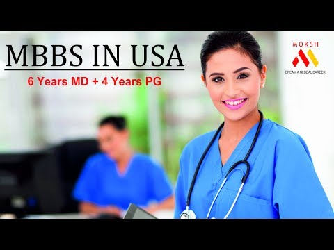 MBBS in USA till PG | Study in USA | 24th June | MOKSH