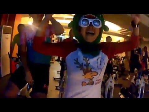 20151224猛獸聖誕飛輪趴Spinning Karaoke-Sugar