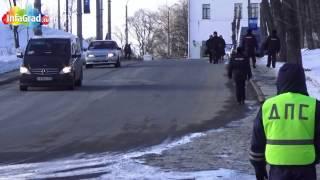 Приколы нашего городка: Архангельск, за кулисами Арктического форума