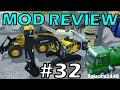 Farming Simulator 17 Mod Review #32 - Mining Map & Equipment