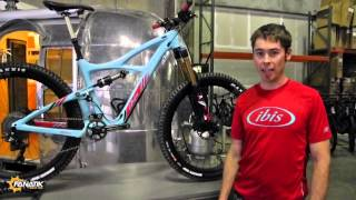 2015 Ibis Mojo HD3 Intro + Fanatik Ride Testing