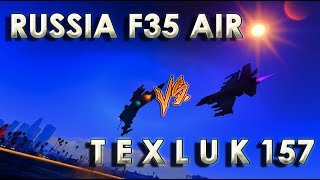 russia f35 air vs t e x l u k 157