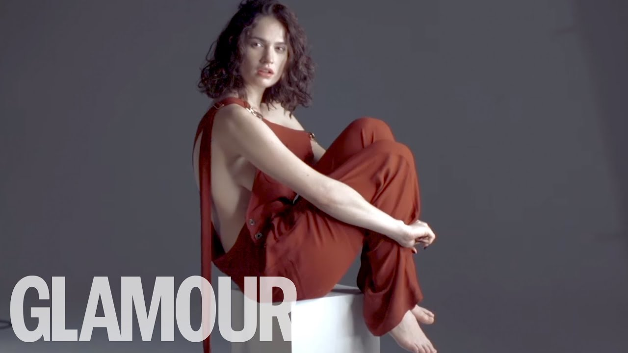 Lily James Interview For Her Cover Shoot Glamour Uk Youtube