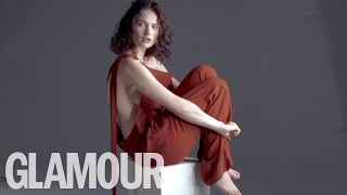 Lily James Interview for her Cover Shoot | Glamour UK