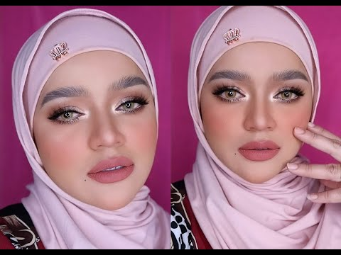 MUA Bellaz : Makeup High End Guna Produk Branded, Memang Lawa Sangat!