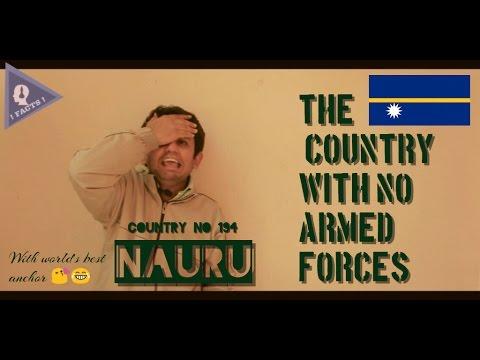 i - Facts ( Country No 194 ) NAURU