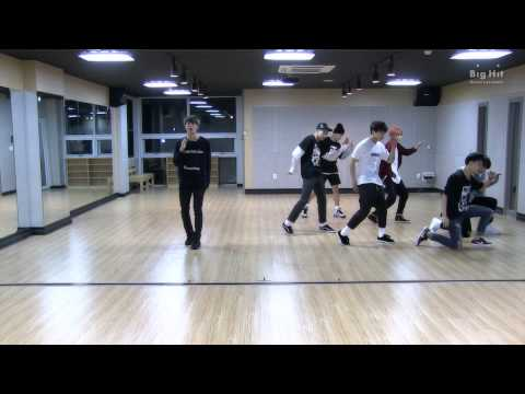 방탄소년단 'I NEED U' Dance Practice - Как поздравить с Днем Рождения