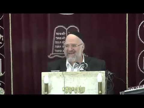 הרב ברוך רוזנבלום   פרשת תרומה ה׳תשע״ט
