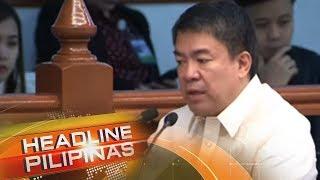 Prosecutor na hahawak sa reklamo vs. Sen. Koko Pimentel napili na   Headline Pilipinas