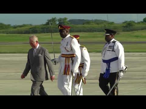 Prince Charles Visits Antigua and Barbuda Nov  2017