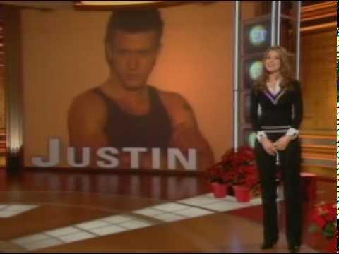 Justin Timberlake Shirtless Photoshoot