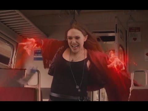 Wanda Maximoff | Scarlet Witch