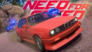 Verfolgungsjagd im BMW M3 E30! -  NEED FOR SPEED PAYBACK Part 107 | Lets Play NFS