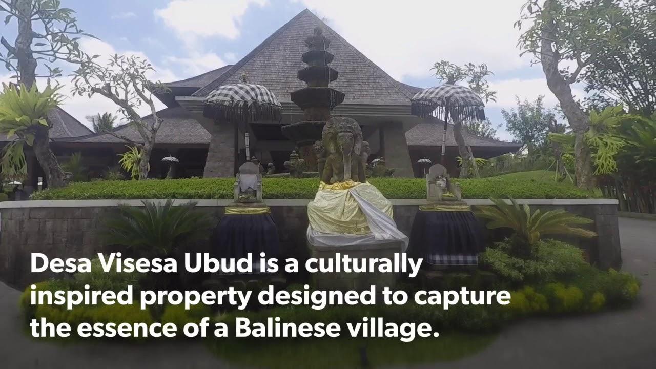 Desa Visesa Ubud Suite Room Youtube