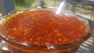 Salsa Macha receta de