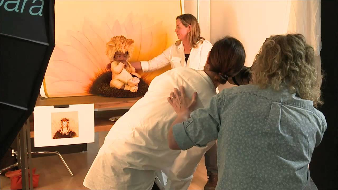 Step Inside the Anne Geddes Studio - YouTube