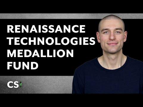 Renaissance Technologies Medallion Fund (Jim Simons)