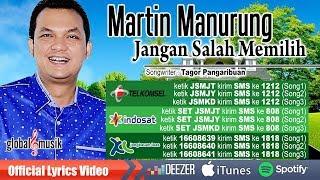 Martin Manurung - Jangan Salah Memilih (Official Music Video)