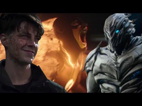 How Flash Turned Into Savitar