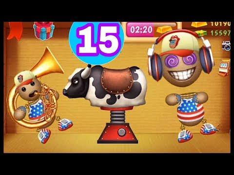 New Update. Kick The Buddy Game - V 1.3 Walkthrough part 12 - New Stuff Music - Plants -Tools (iOS)