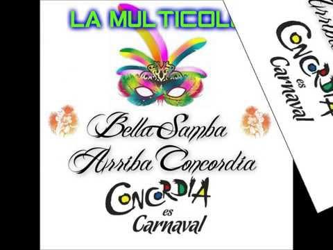 bella samba -  arriba concordia