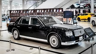 ROLLS ROYCE FOR HALF THE PRICE? Meet the $180,000 Toyota Century