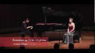 Abschiedskonzert der Sängerin Elisabeth Schmock